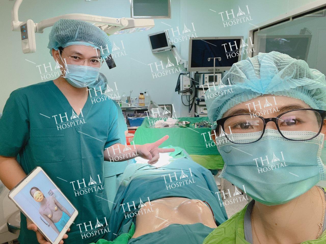 Treo sa trễ giúp chị em phụ nữ phục hồi hình dáng ngực sau sinh vô cùng hiệu quả